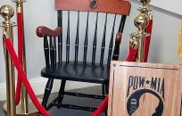 POW/MIA Chair of Honor, Ipswich Town Hall