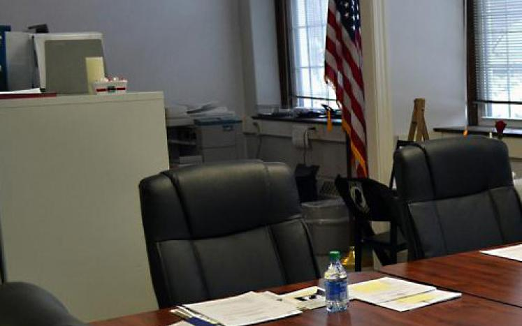 Eastern Essex District Dept. of Veterans' Services Board Room Ipswich Town Hall - Virtual