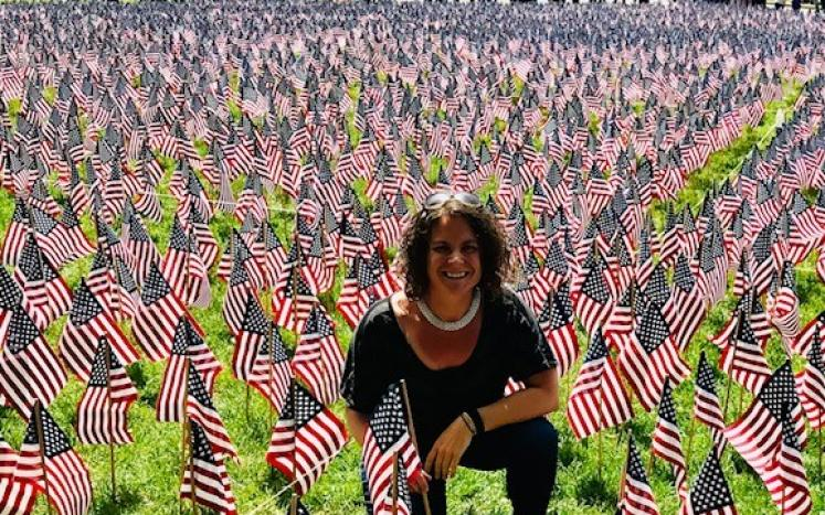Memorial Day May 2021 - Radio Interview with MSONEWSPORTS: Host Rick Moore and Karen Tyler
